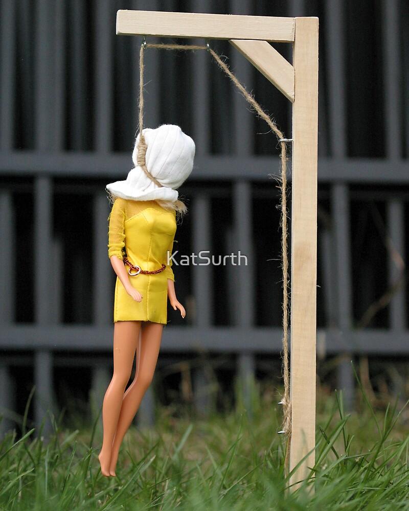 "Bad Bambi Series, #2 ""Just Hanging Around""  by KatSurth"