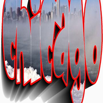 Chicago Winter by Blockhustlahz