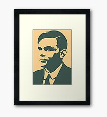 Che Turing Framed Print