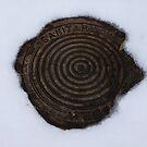 Manhole In The Snow by WildestArt