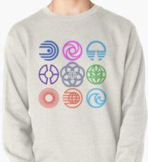 EPCOT-Pavillons Sweatshirt