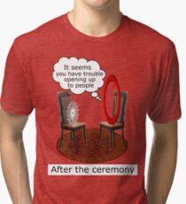 The Fifth Ring Tri-blend T-Shirt