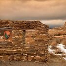 Chaco Canyon by james smith