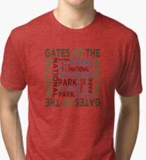 Gates Of The Arctic National Park Tri-blend T-Shirt