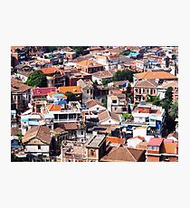Rooftops of Gulangyu Photographic Print