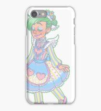 princess ferb iPhone Case/Skin
