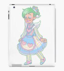 princess ferb iPad Case/Skin