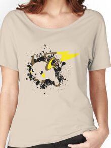 Raichu Splatter Women's Relaxed Fit T-Shirt