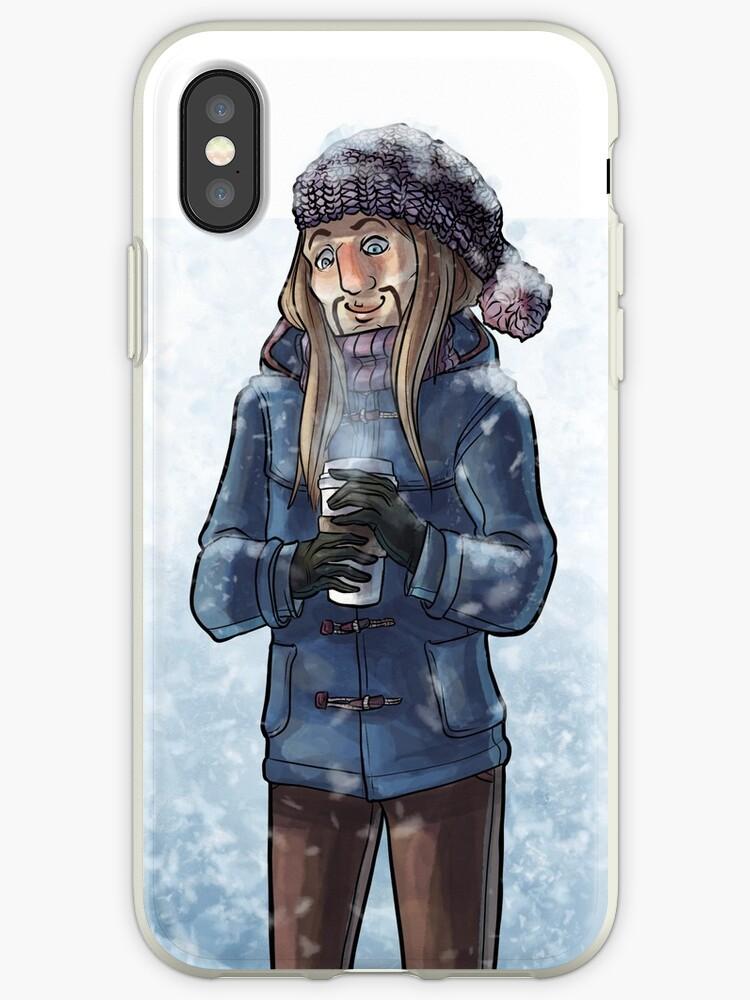 Snowy Toki by Mar Auslander
