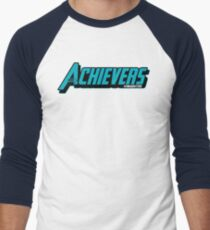 Over Achievers Men's Baseball ¾ T-Shirt