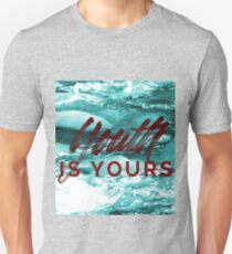 Youth is yours - River Unisex T-Shirt