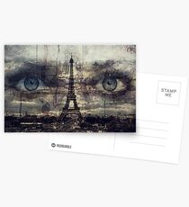 see you in Paris Postcards