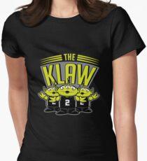 Die Klaw Geschichte - Alternative Version Tailliertes T-Shirt für Frauen