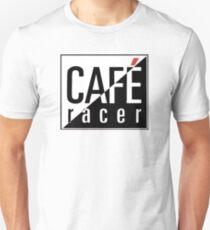 Cafe Racer Motorcycle T-Shirt or Hoodie T-Shirt