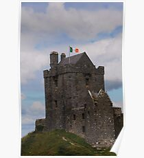 Dunguaire Castle - Kinvara County Galway Ireland Poster
