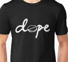 Dope Pill - White Unisex T-Shirt