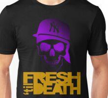 Fresh 'til Death - Purple Unisex T-Shirt