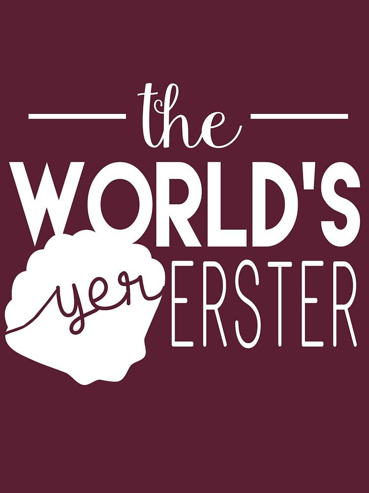 Der Erste der Welt von worldsyererster