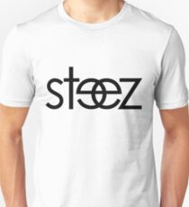 Steez - Black Unisex T-Shirt