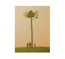 That's Not a Safe Altitude Art Print