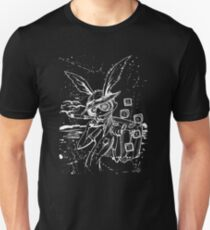 Down The Rabbit Hole (white) T-Shirt