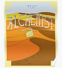 Desert Alchemy Poster