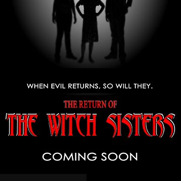 The Return of the Witch Sisters early promo by Grathas
