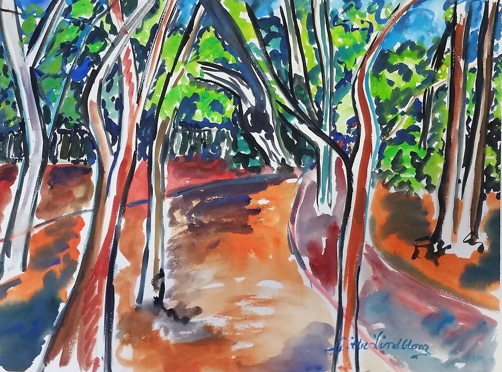 Forest by Gitta Lindblom