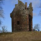 Greenknowe Tower by blod