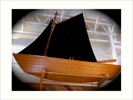 Black sails by night? by Nancy Richard