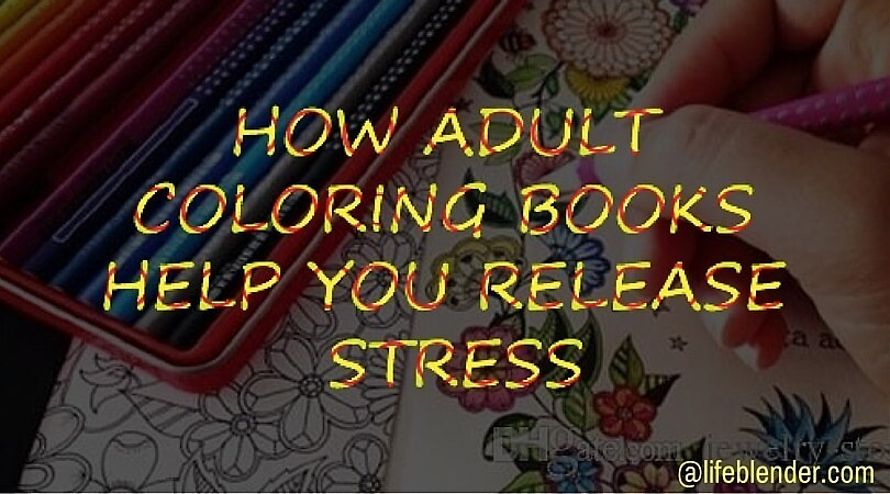 Adult Coloring Books help you Release Stress? by marydonald06