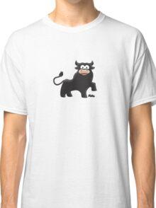 Cute Bull Classic T-Shirt