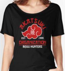 Akatsuki Women's Relaxed Fit T-Shirt