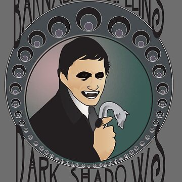 Barnabas Collins by joseyb666