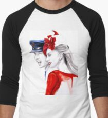 Prince William and Kate Middleton by Elina Sheripova T-Shirt
