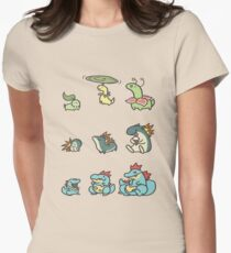 pokemon Women's Fitted T-Shirt