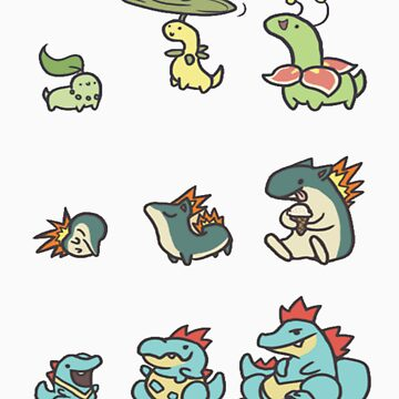 pokemon by elphaba