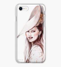 Kate Middleton iPhone Case/Skin