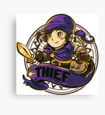 Thief - LIMITED EDITION! Canvas Print