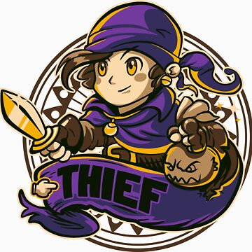 Thief - LIMITED EDITION! by otzee