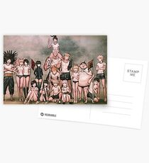 Dangan Ronpa  Postcards
