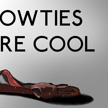 Bowties are cool. by oliethefolie