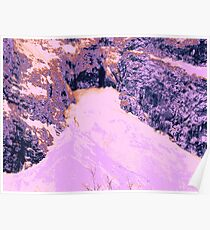 Winterland 46 Digital Image Poster