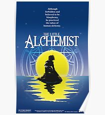 The Little Alchemist Poster