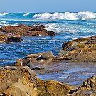 Seascape #2 , Near Kilkunda, Gippsland, Victoria. by johnrf