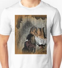 The Little Old Hunter searching for caves T-Shirt