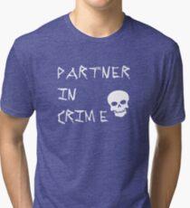 Partner In Crime Tri-blend T-Shirt