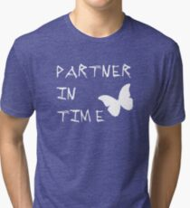 Partner In Time Tri-blend T-Shirt