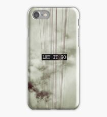 Let It Go iPhone Case/Skin