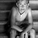 My Little Son by Zoltan Madacsi